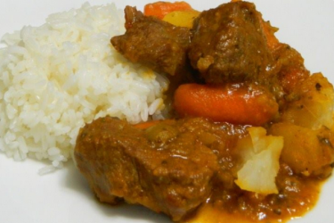 Puerto Rican Carne Guisada, photo by Hispanic Kitchen