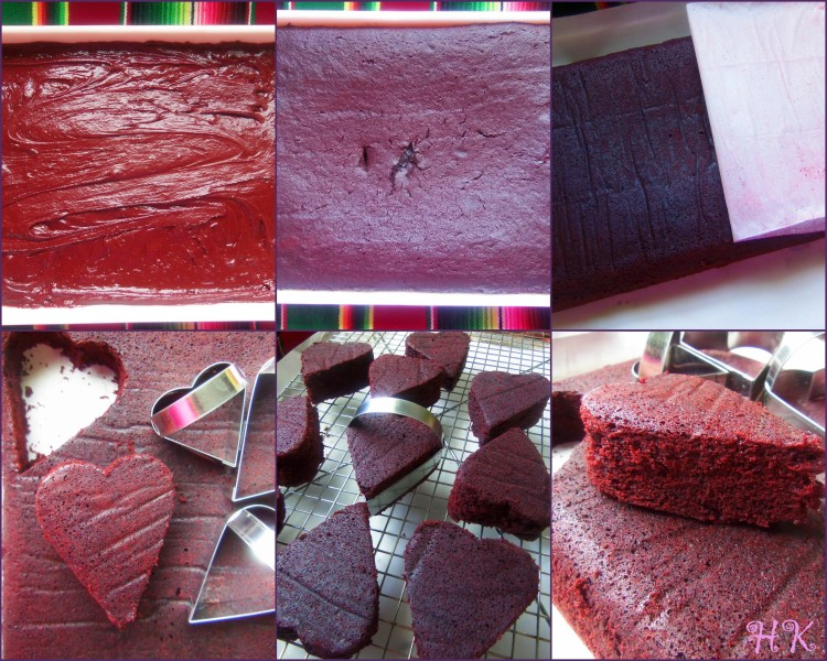 Tips~ A 1-inch-tall cut-out works best for this recipe as the brownies will be thick.