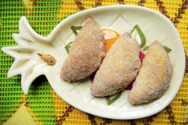 Pineapple Empanadas, photo by Sonia Mendez Garcia