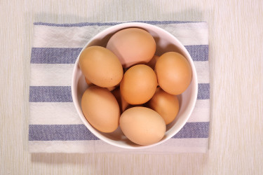How to Tell If an Egg is Still Fresh, photo by Fernanda Alvarez
