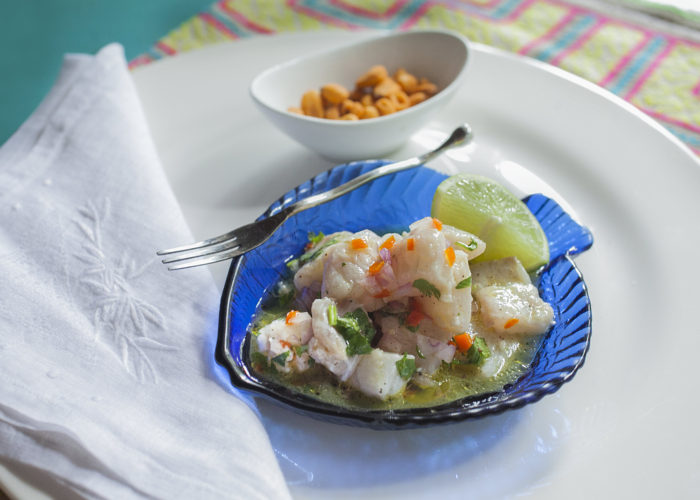 Authentic Peruvian Ceviche Recipe Fish Ceviche Peruano