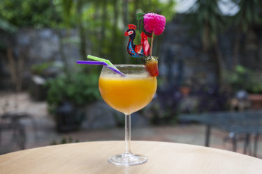 Carnaval Mocktail, photo by Hispanic Kitchen
