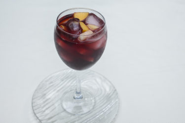 Chicha Morada, photo by Hispanic Kitchen