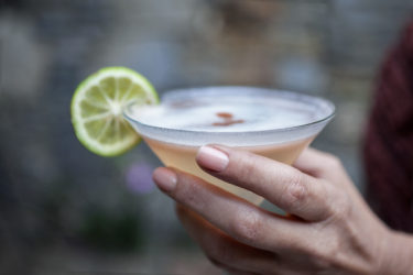 Chilean Summer Sour, photo by Hispanic Kitchen