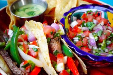 Stove Top Beef Fajitas, photo by Sonia Mendez Garcia