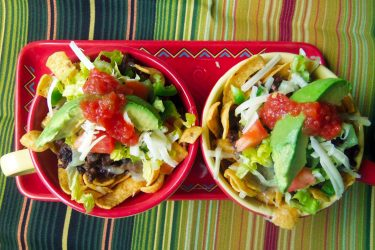 Texas Frito Pies, photo by Sonia Mendez Garcia