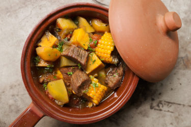 Carbonada Stew, photo by Liz Caskey