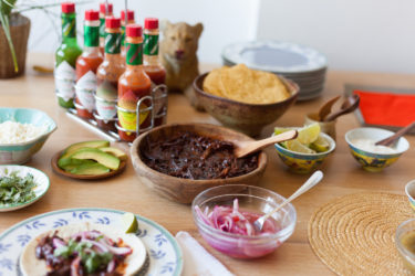 TABASCO® Chipotle Brisket Tacos, photo by Hispanic Kitchen