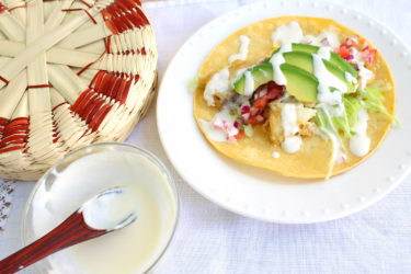 Tacos de Pescado, photo by Hispanic Kitchen