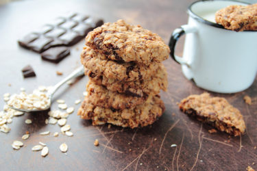 Avocado Oatmeal Breakfast Cookies, photo by Fresh Avocados - Love One Today
