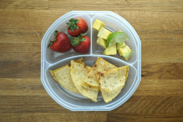 4 Easy, Tasty and Healthy Kid's Lunch Ideas, photo by Hispanic Kitchen
