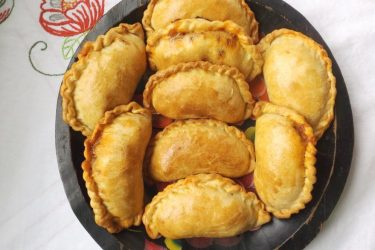 Steak Picado Empanadas (Beef Empanadas), photo by Sonia Mendez Garcia