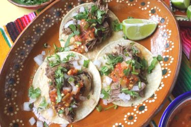 Pot Roast Tacos, photo by Sonia Mendez Garcia