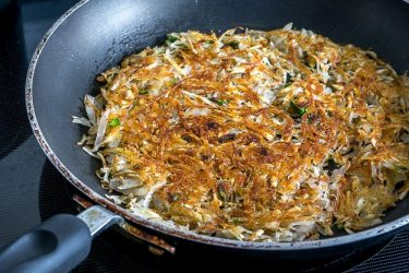 Crispy Jalapeño Hash Browns, photo by Mexican Please