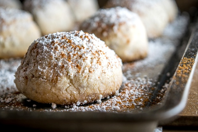 Mexican Wedding Cake Cookies Recipe Traditional Version With Pecans