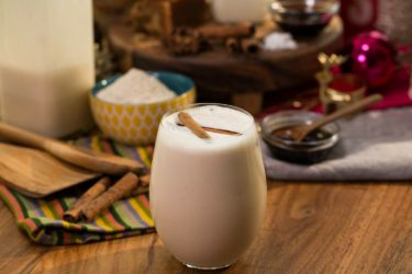 10-Minute Coquito, photo by Fernanda Alvarez