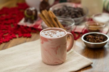Classic Mexican Champurrado, photo by Fernanda Alvarez