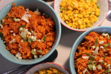 Super-Simple Spanish Rice, photo by Jennifer Rice