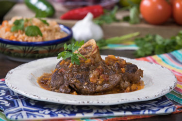 Braised Beef With Chipotle Sauce
