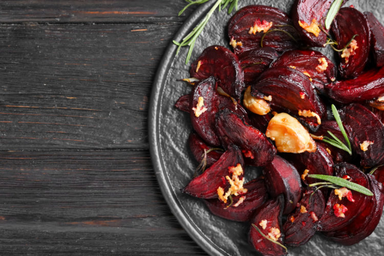 Delicious Caramelized Beets, photo by hkadmin