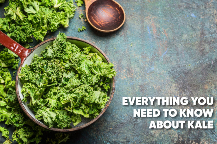 Everything You Need To Know About Kale, photo by yhabib